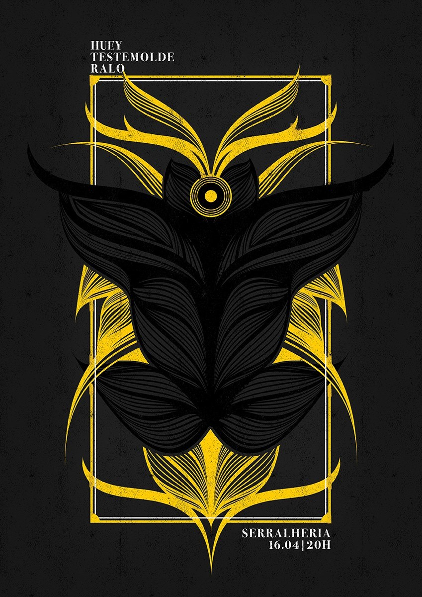 Arte por Marcos Rodrigues